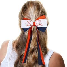 Virginia Cavaliers Streamer Bow - $8.99