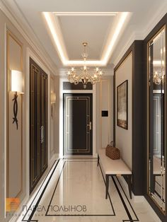 Cool 30 Astonishing Home Corridor Design For Your Home Inspiration House Ceiling Design, Ceiling Design Living Room, Home Ceiling, Living Room Designs, House Design, Living Rooms, Luxury Interior Design, Luxury Home Decor, Classic Interior