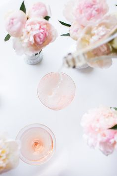 Cotton candy cocktail by Lauren Conrad