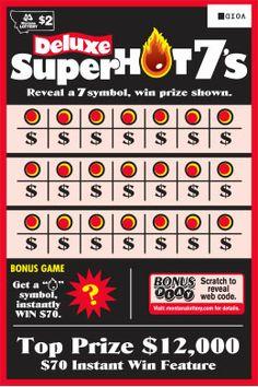 Deluxe Super Hot 7's