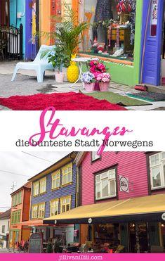 Stavanger ist eine wunderschöne quietschbunte Stadt im Süden Norwegens. Absolut sehenswert, für den ganzen Reisebericht einfach auf das Bild klicken! Stavanger, Lofoten, Reisen In Europa, Pula, Roadtrip, Road Trippin, All Over The World, Norway, Travel Destinations