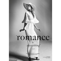 Supermodels.nl Industry News - 'Romance Is Everything'... ❤ liked on Polyvore featuring backgrounds and people