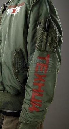PACIFIC RIM - Cherno Alpha Ground Crew (Michael Bodner) Costume - Current price: $525