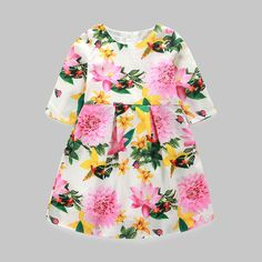 Find More Dresses Information about Children Dress 2016 Brand Baby Girls Clothes Kids Dress Flower Short Sleeve Princess Costume Girl Dresses for Party Wedding,High Quality dress straight,China dress up time prom dresses Suppliers, Cheap dresses prom dress from Missing You on Aliexpress.com