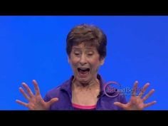 Sit and Be Fit - Facial Exercises - Mary Ann Wilson, RN - Neuro Rehab fo...