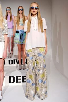 Jonathan Simkhai Spring 2013 RTW Collection - Fashion on TheCut