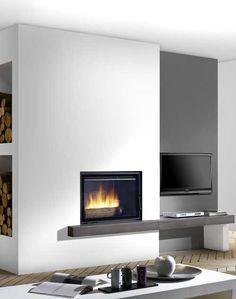 ideen f r kamin neben dem fernseher und der wohnwand next time. Black Bedroom Furniture Sets. Home Design Ideas