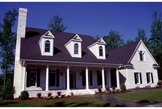 House Plan 3323-00506 - Country Plan: 5,311 Square Feet, 5 Bedrooms, 4.5 Bathrooms
