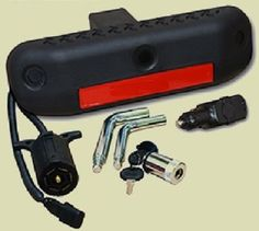 HitchScan Wireless Trailer Hitch Detection System by EchoMaster * Visit the…