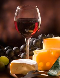 Red Wine & Cheese