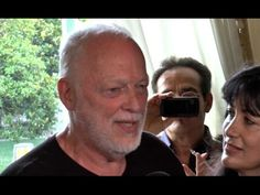 David Gilmour cittadino onorario di Pompei (07.07.16) https://youtu.be/waAHiy7jsTU