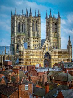 Lincoln Cathedral by Gary Maddock-Greene on 500px, England