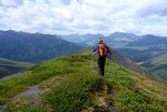 TOMBSTONE DAY HIKES & DAWSON GOLDRUSH — This week long trip brings us up north into the alpine tundra of central Yukon close to the Arctic Circle and finishes off with a visit to the historic gold rush town of Dawson City.