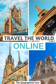 Travel the World For Free: the Best Online Sites for Culture Vultures