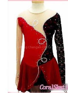 figure skating dress pattern - Google Search