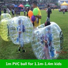finest selection 19a2d d8729 1m PVC Inflatable Bubble Soccer Football Ball for Children,Zorb Ball,  inflatable human hamster