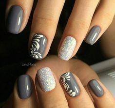 #ногти #лак #маникюр #nail #gliter