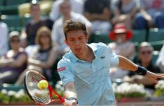 Tennis: French Open  Nicolas Mahut defeats Andy Roddick 6-3, 6-3, 4-6, 6-2  Andy Roddick is leaving the opening round of the Grand Slam tournament early, losing to 88th-ranked Nicolas Mahut 6-3, 6-3, 4-6, 6-2 Sunday at the French Open.  keepinitrealsports.tumblr.com  keepinitrealsports.wordpress.com