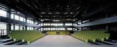 The Dee and Charles Wyly Theatre, a reimagining of a conventional theatre building, with a ground-level performance space and auditorium visible from the outside, opens in Dallas this week. The Wyl…