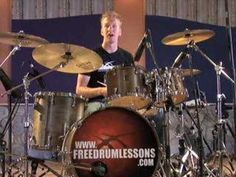 » How To Play Drums with a Free 5-Minute Video Lesson