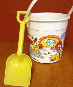 when happy meal toys were real toys