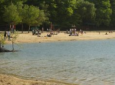 Bask on the sands at Ruislip Lido