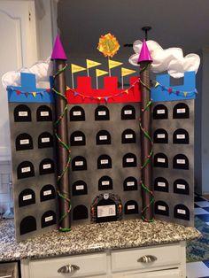teacher's wish list - sir readalot's castle book fair