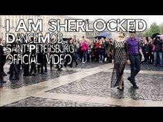 I AM SHERLOCKED DanceMob Saint-Petersburg (OFFICIAL VIDEO)