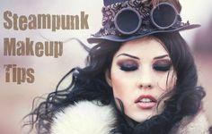 Creating Steampunk Makeup | Razor Doll Designs