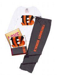 Cincinnati Bengals collection at Victoria's Secret