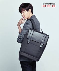 Lee Min Ho for Samsonite Red, 1,696×2,048 pixels