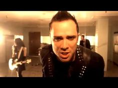 Skillet - Monsters. This is a new band I found and I just love them! This song is both sexy with a nasty change-up in the middle. HOT!