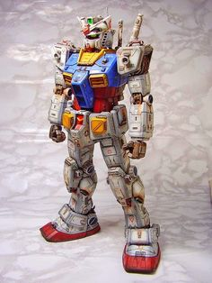 "Custom Build: PG 1/60 RX-78-2 Gundam ""Steam Punk details"" - Gundam Kits Collection News and Reviews"