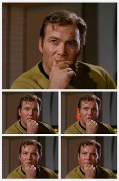Kirk - Star Trek ;-)~❤~