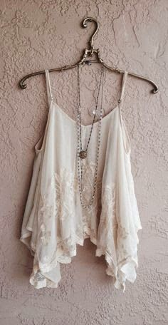Wish my arms could pull this off. - Romantic lace Sheer embroidered Juliet