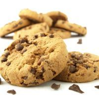 """Try this """"Copycat Chips Ahoy Cookies"""" recipe,(YUM) Cookie Recipes, Dessert Recipes, Desserts, Chocolate Chip Cookies, Chocolate Treats, Chips Ahoy Cookies, Chips Ahoy Cookie Recipe, Foods To Avoid, Restaurant Recipes"""
