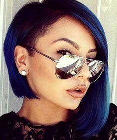 Асимметричные стрижки-2015 с фото и видео косых женских стрижек для круглого лица