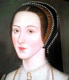 Anne Boleyn, Queen of England, Wife of Henry VIII, Mother of Elizabeth I
