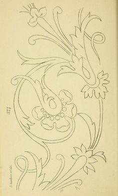 Gallery.ru / Фото #39 - Рисунки для вышивки гладью - bird-of-heart