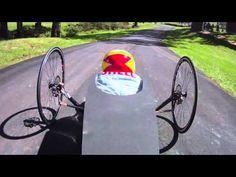 Zwart's gravity car not from Sandhill Challenge, but cool