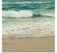 Teal Waves I great big canvas 2- x 2- $49.99 1908998