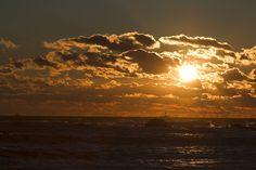 Sunset - Off Groton Long Point, Groton, Connecticut, USA by Juan_Carlos_Cruz, via Flickr