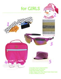 Wicked stocking stuffers that every girl will love!