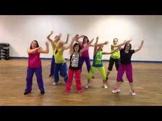 Zumba Caen Marion Dance with me (Cumbia)