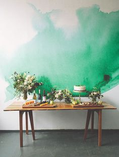 Upgrade your walls with a jolt of soft color