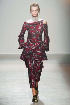 Aganovich Ready-to-Wear Collection Spring/Summer 2015