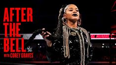 Here's how Mark Henry helped Bianca Belair get signed: WWE After the Bell, Feb. Wwe, Nxt Women's Championship, Corey Graves, Black Wrestlers, Mark Henry, Combat Sport, Charlotte Flair, Wrestling News, Boxing News