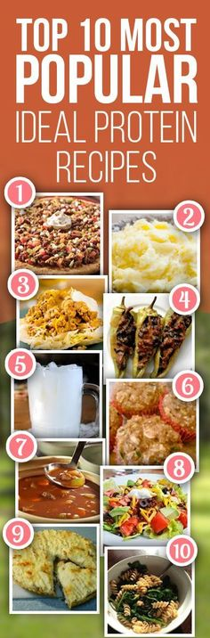 Which Ideal Protein Meals will Be on Your Favorites List? Because Losing Weight Can be More Enjoyable When the Food Satisfies Your Spicy, Sweet & Salty Taste Buds! #idealprotein #weightloss #idealproteinrecipes