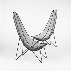Scoop Chairs, 1950 | chair . Stuhl .  chaise | Design: Scoop chair | New Dimensions Furniture |
