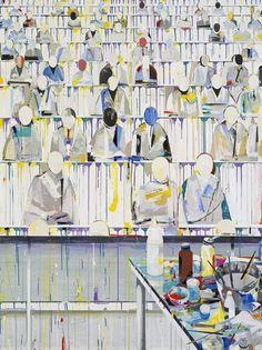 Alfonso Albacete (Spanish, b. 1950), Natura cuatro (Cuadro – público), 2013. Acrylic and oil on canvas, 200 × 150 cm Nicolai Fechin, Dimitra Milan, Yellena James, Fine Arts Degree, Painter Artist, Oil Painters, Australian Artists, Figurative Art, Art School